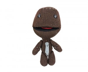 PLUSZAK MASKOTKA SACKBOY LITTLE BIG PLANET