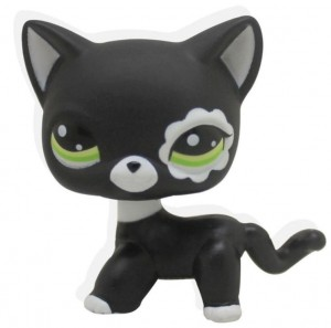 Kotek Shorthair LPS Littlest Pet Shop Kot
