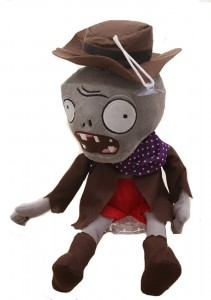 Maskotka Pluszak Plants VS Zombies 30cm