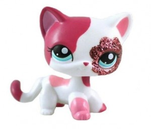 KOTEK SHORTHAIR CAT LPS FIGURKA LITTLEST PET SHOP